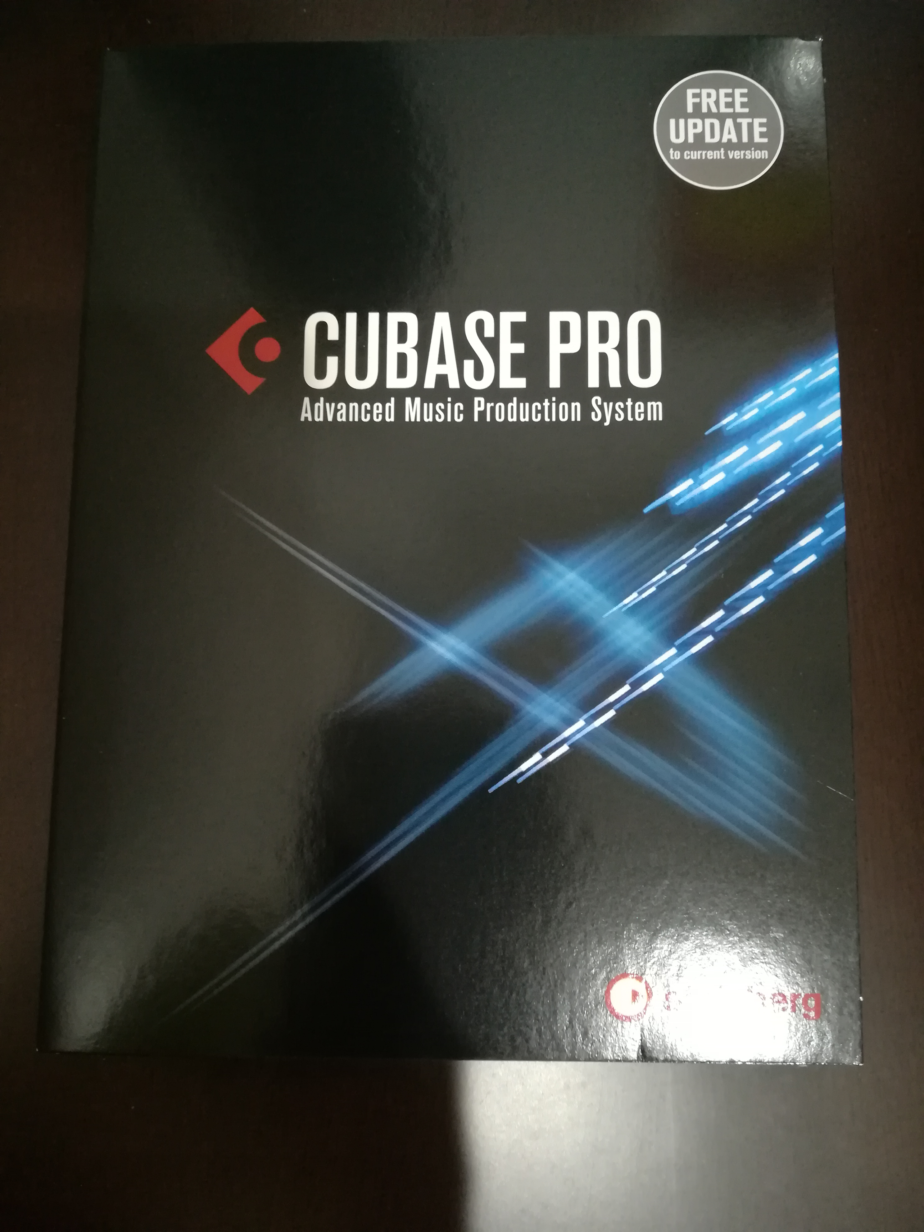 デスクトップWindows10にCubase Pro9.5をインストールするまでの流れ