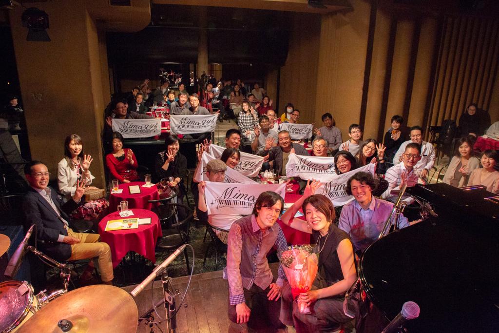 4周年ワンマンライブ「ハタラクオトナノドキュメンタリー~サヨナラから始まる~」大成功御礼!